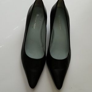 Etienne Aigner Black Shoes